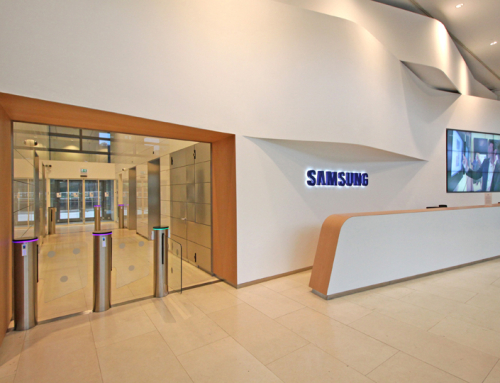 Samsung Headquarter Relocation Project a Milano