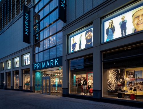 New Primark store in The Netherlands