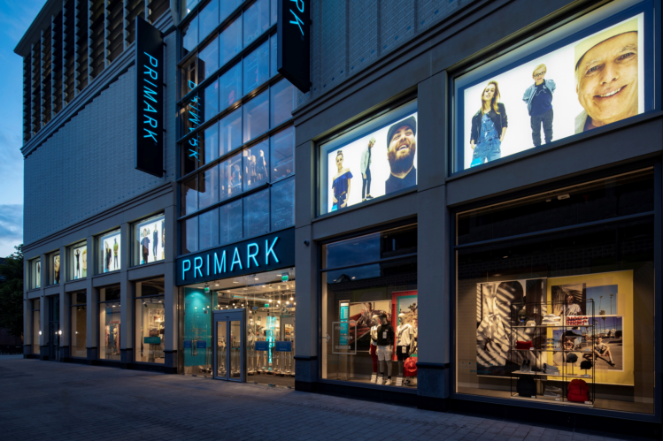 new primark store in the netherlands | gsp italia | engineering